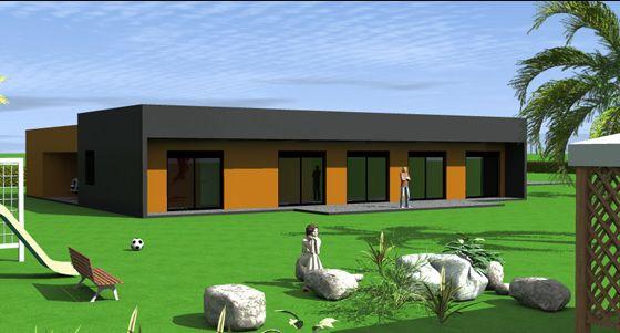 Maison Structure Metallique En Kit – Avie Home
