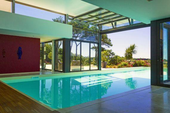 Plan Maison Avec Piscine Intrieure. Best Location De Maison Et Loft