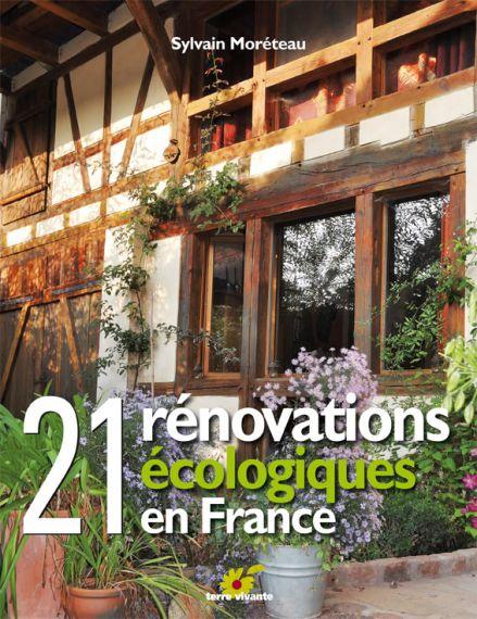Un livre 21 r novations cologiques r novation - Livre renovation maison ...