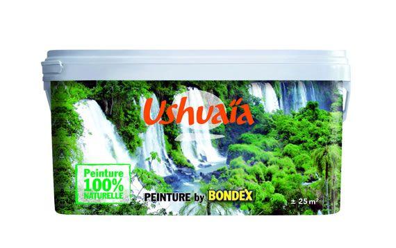 Peinture Jungle Amazonienne Ou Himalaya Chez Ushuaïa By Bondex