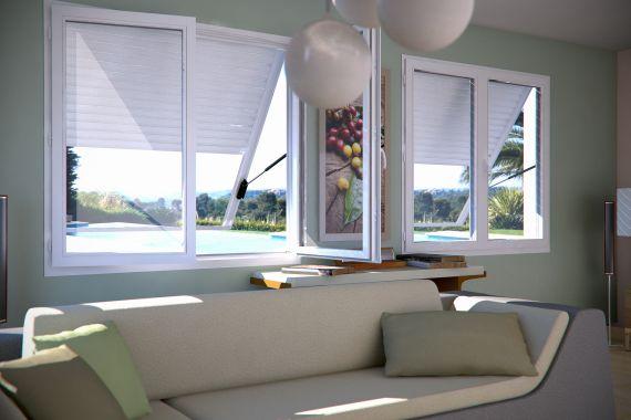 un volet roulant qui vous prot ge du soleil mat riaux et menuiseries. Black Bedroom Furniture Sets. Home Design Ideas