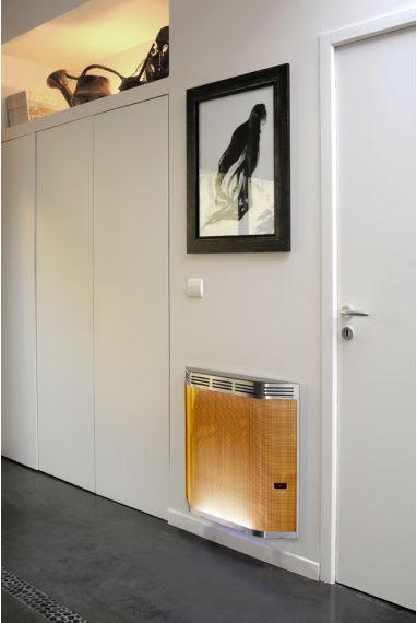 un radiateur rayonnant de couleurs chauffage isolation economies. Black Bedroom Furniture Sets. Home Design Ideas