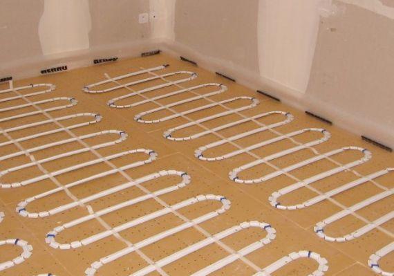 comment souhaitez vous chauffer votre maison vous tes 40 souhaiter un plancher chauffant. Black Bedroom Furniture Sets. Home Design Ideas