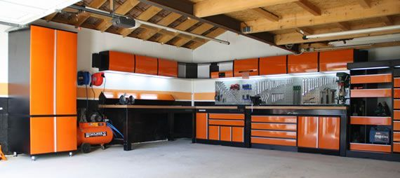 Comment Amnager Son Garage Perfect Alle Entre Maison With Comment