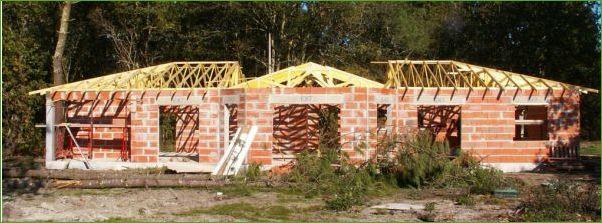 Quel mat riau pour votre prochaine maison la brique grande favorite avec p - Construction maison forum ...