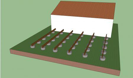 terrasse bois forum construire