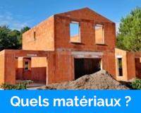 Quel matériau choisir pour construire votre maison ? (brique, parpaing, ...)