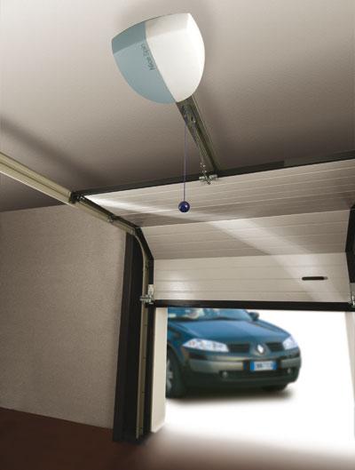Motorisations pour porte de garage for Motorisation pour porte de garage coulissante