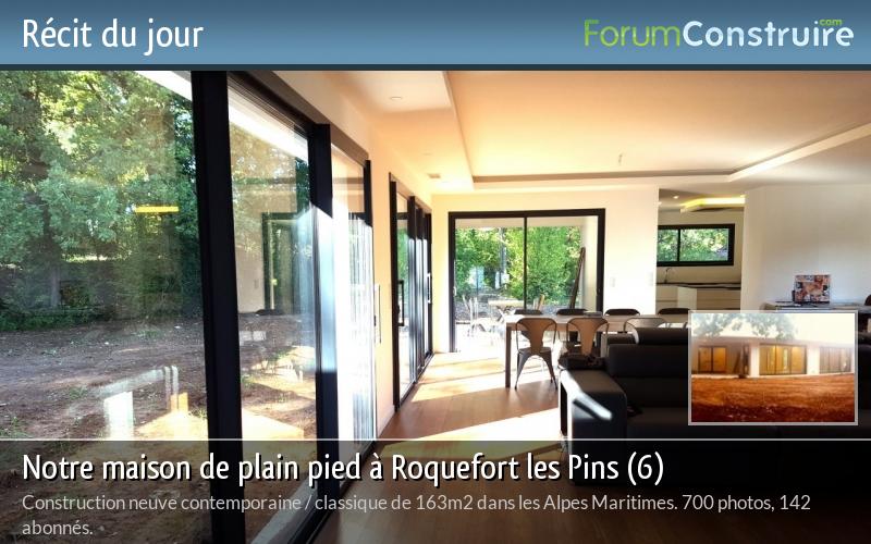 Notre maison de plain pied à Roquefort les Pins (6)