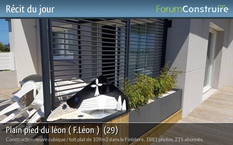 Plain pied du léon ( F.Léon )  (29)