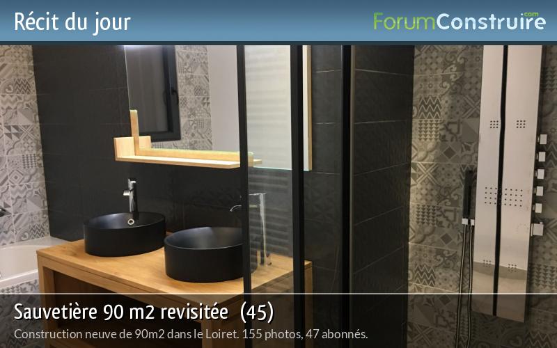 Sauvetière 90 m² revisitée  (45)