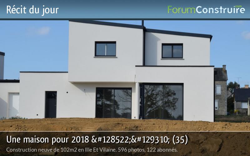 le forum pour faire construire sa maison. Black Bedroom Furniture Sets. Home Design Ideas