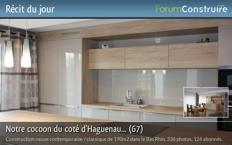 Notre cocoon du coté d'Haguenau... (67)