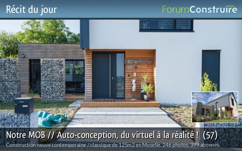 Notre MOB // Auto-conception, du virtuel à la réalité !  (57)