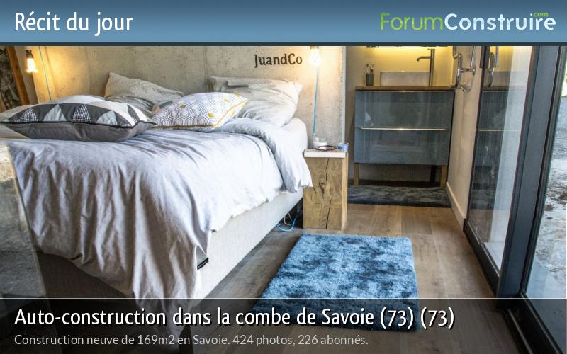 Auto-construction dans la combe de Savoie (73) (73)