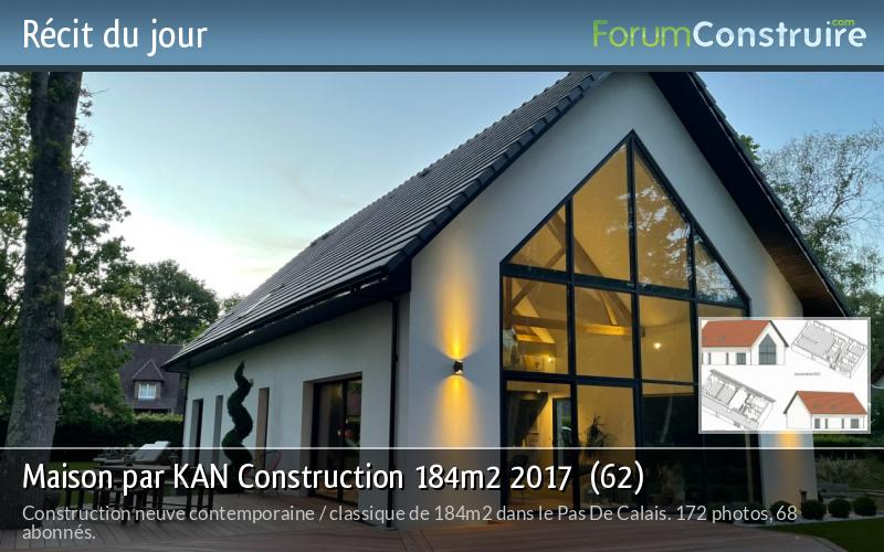 Maison par KAN Construction 184m2 2017  (62)