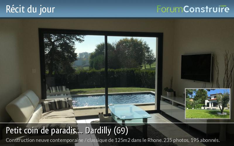 Petit coin de paradis.... Dardilly (69)