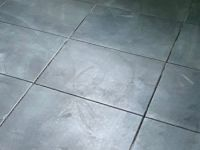7166350 - Gres Cerame Emaille Carioca Anthracite Mat - 45cmx45cm