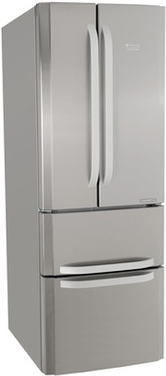 Photo Hotpoint Refrigerateur Multi-portes E4daaxc Inox