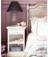 avis sur maisons du monde tete de lit en manguier massif ivoire effet vieilli l 160 cm emeline. Black Bedroom Furniture Sets. Home Design Ideas