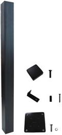 avis sur blooma poteau modulable concept composite idaho. Black Bedroom Furniture Sets. Home Design Ideas