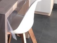 avis sur maisons du monde chaise ice. Black Bedroom Furniture Sets. Home Design Ideas