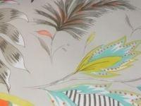 Papier Peint Modele Cubana Habanera Ivory
