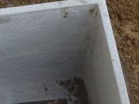 Jardiniere Ciment Gris