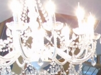 Avis sur Maisons Du Monde Lustre En Metal Blanc
