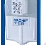 Photo Grohe Pack Wc Suspendu Compact Solido