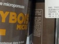 Alkybois Micro Lisse