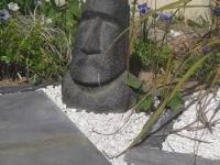 Photo Tete De L'ile De Paque. Moai