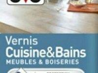 Vernis Transparent Cuisine Et Bain