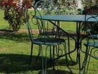 Chaise De Jardin Montmartre