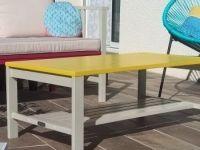 Table Basse De Jardin  - Burano