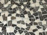 Marbre Import Paladins Blanc/gris Autobloquant