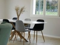 Table Argo En Sonoma Blanc