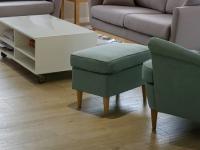Photo Ikea Strandmon Repose-pieds