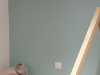 Photo Dulux Architecte Bleu Celadon