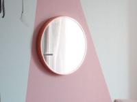Photo Maisons Du Monde Miroir Rond Cuivre