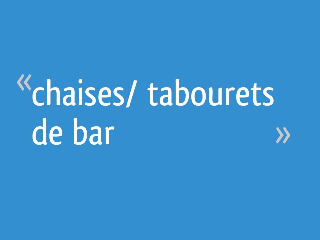 37 Chaises Messages Bar Tabourets De eCdxBo