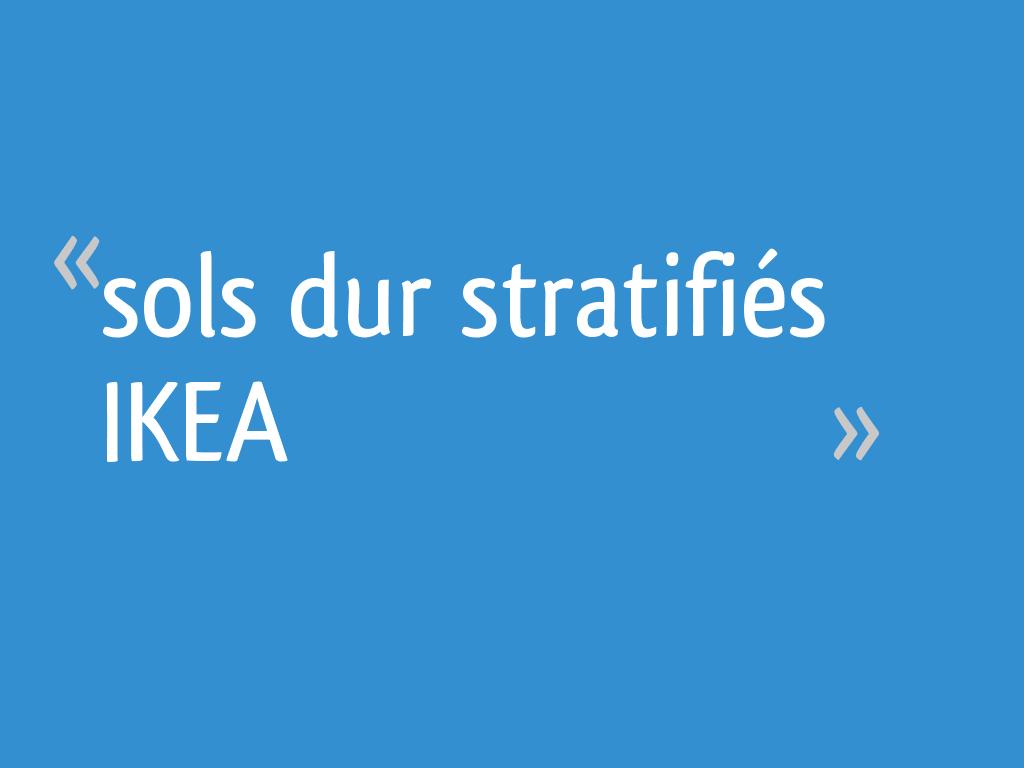 Parquet Flottant Ikea Pas Cher sols dur stratifiés ikea - 48 messages