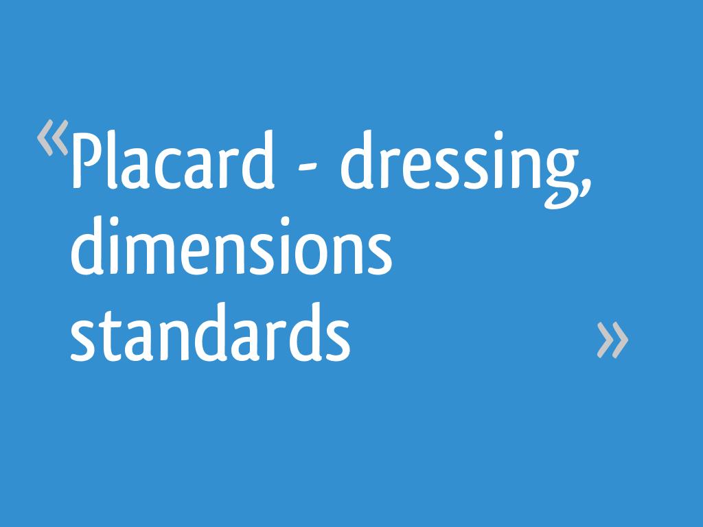 Dimension D Un Placard Standard placard - dressing, dimensions standards - 15 messages