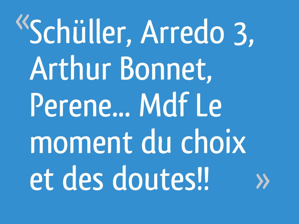 Cuisine Arthur Bonnet Rouen schüller, arredo 3, arthur bonnet, perene mdf le moment