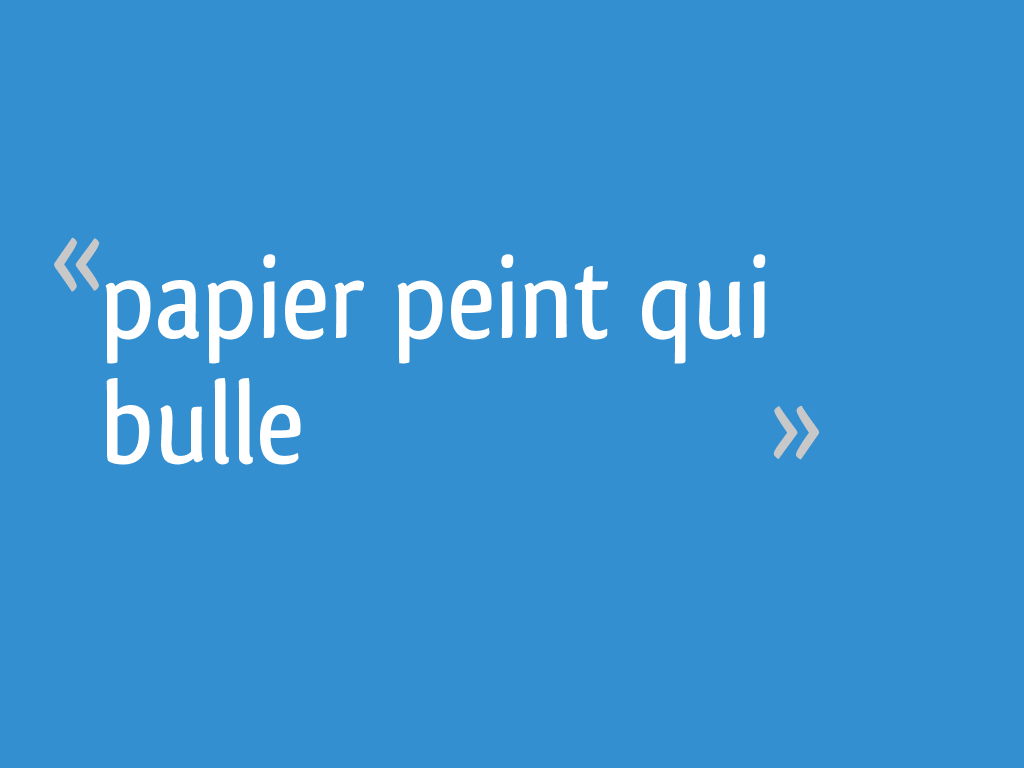 Papier Peint Qui Bulle 6 Messages