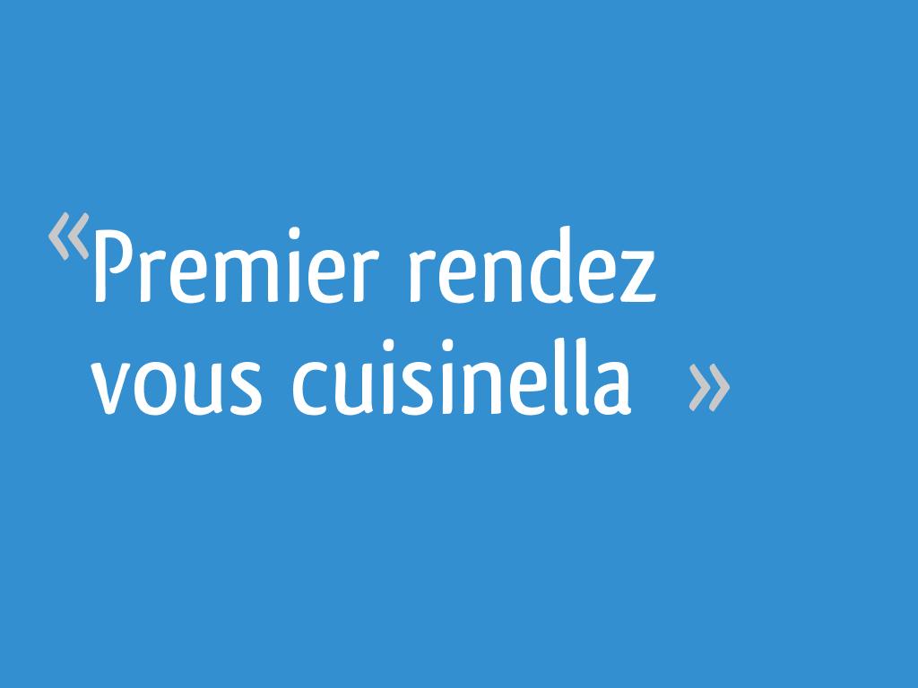 Premier rendez vous cuisinella 30 messages page 2 - Forum cuisinella ...