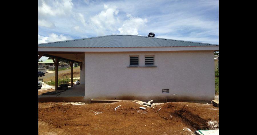 Notre Maison Lamentin Guadeloupe