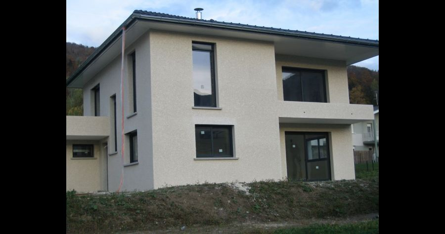 Maison contemporaine en haute savoie, Haute Savoie