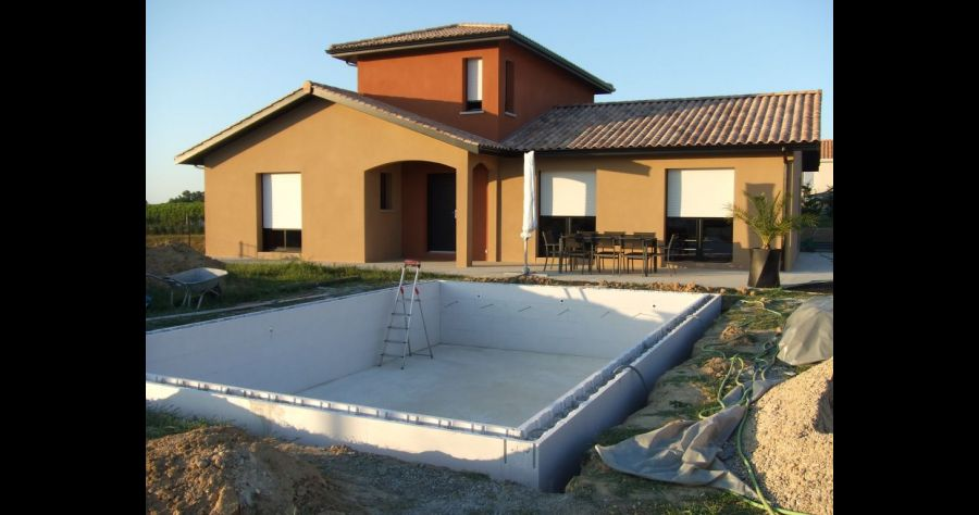 Autoconstruction piscine en cours gironde - Autoconstruction piscine ...